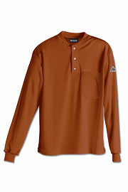 Flame Resistant Cotton Work Shirts